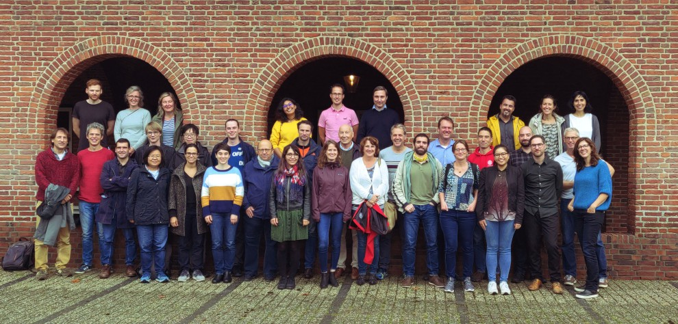 Research retreat 2019, de Volksabdij